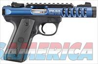 FACTORY NEW - Ruger 22/45 Lite - Blue Shark Anodized 22LR   Guns > Pistols > Ruger Semi-Auto Pistols > 22/45