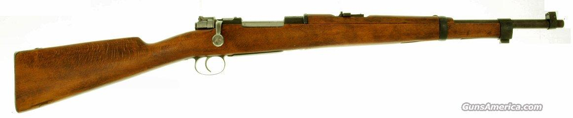 Super Mexican Mauser Model 1910 Carbine 7x57mm  Guns > Rifles > Military Misc. Rifles Non-US > Other