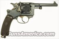 French Modele 1892 8mm Service Revolver  Guns > Pistols > Military Misc. Pistols Non-US