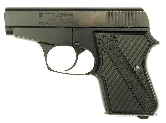 intratec protec 25 da auto pistol for sale 941150539. Black Bedroom Furniture Sets. Home Design Ideas