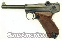 "ERMA KGP-69 ""Baby Luger"" .22LR Pistol as new in box  Luger Pistols"