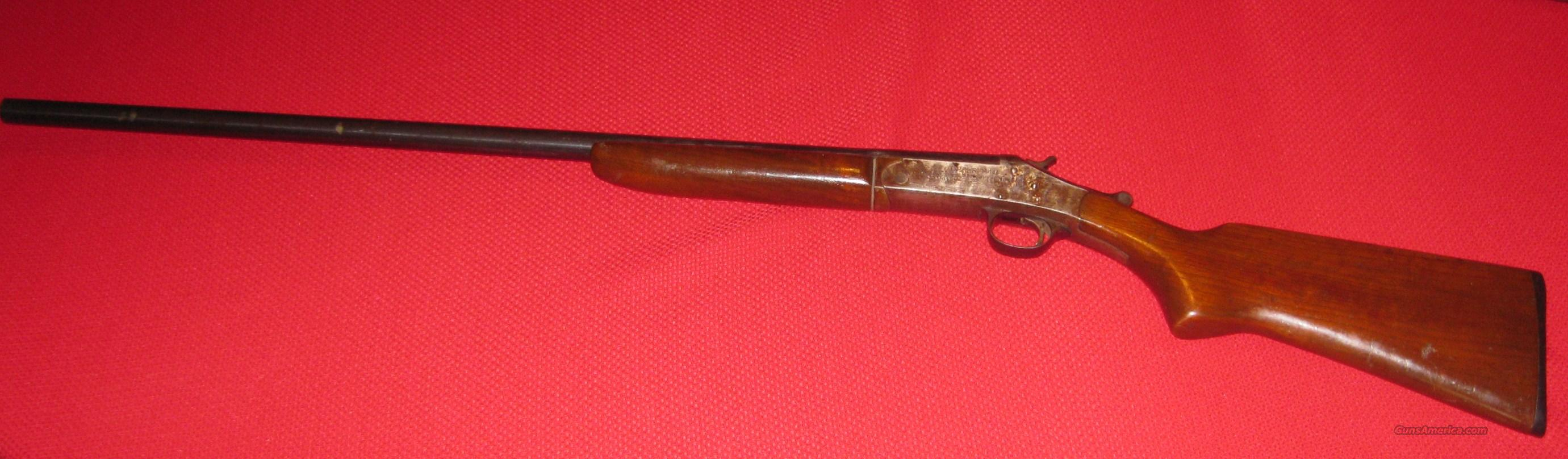H&R model 48 16 gauge  Guns > Shotguns > Harrington & Richardson Shotguns