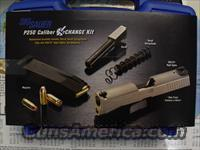 SIG 250 CALIBER CHANGE 9MM  Non-Guns > Barrels
