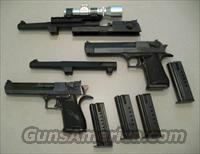 Magnum Research Desert Eagle Mark VII 357, 41, and 44 Magnum Set  Guns > Pistols > Desert Eagle/IMI Pistols > Desert Eagle