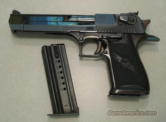 Desert Eagle Mark VII 357 Polished & Blued  Guns > Pistols > Desert Eagle/IMI Pistols > Desert Eagle