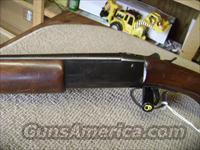 Winchester model 37  Winchester Shotguns - Modern > Bolt/Single Shot