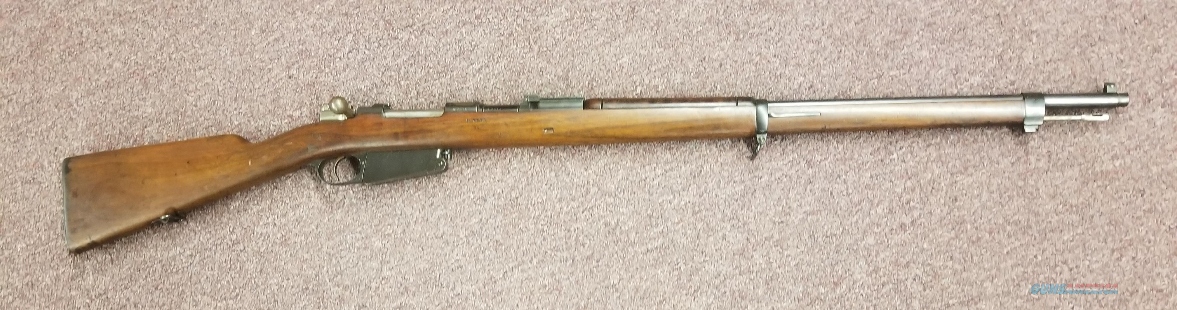 1891 Argentine Mauser  7.65  - Free Shipping !!  Guns > Rifles > Military Misc. Rifles Non-US > Other