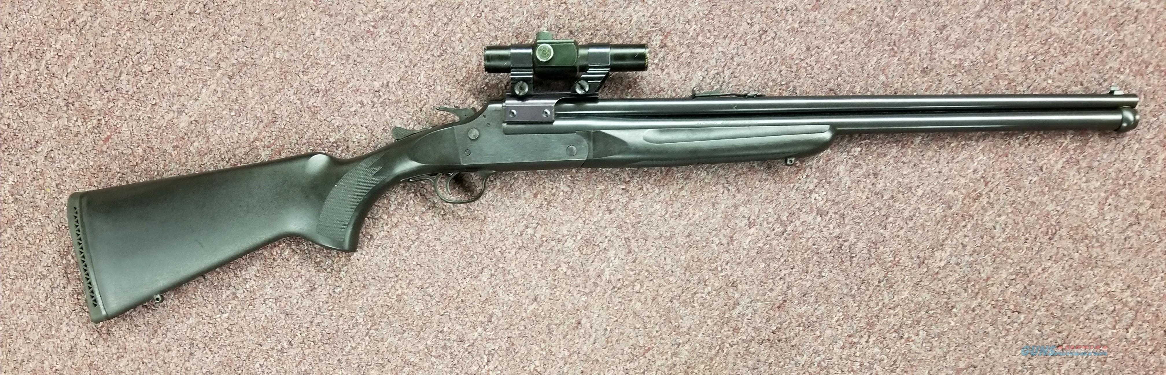 Savage 24 - 22LR/20 Gauge Combo - Red Dot - Black Synthetic - Free Shipping !  Guns > Rifles > Savage Rifles > Other