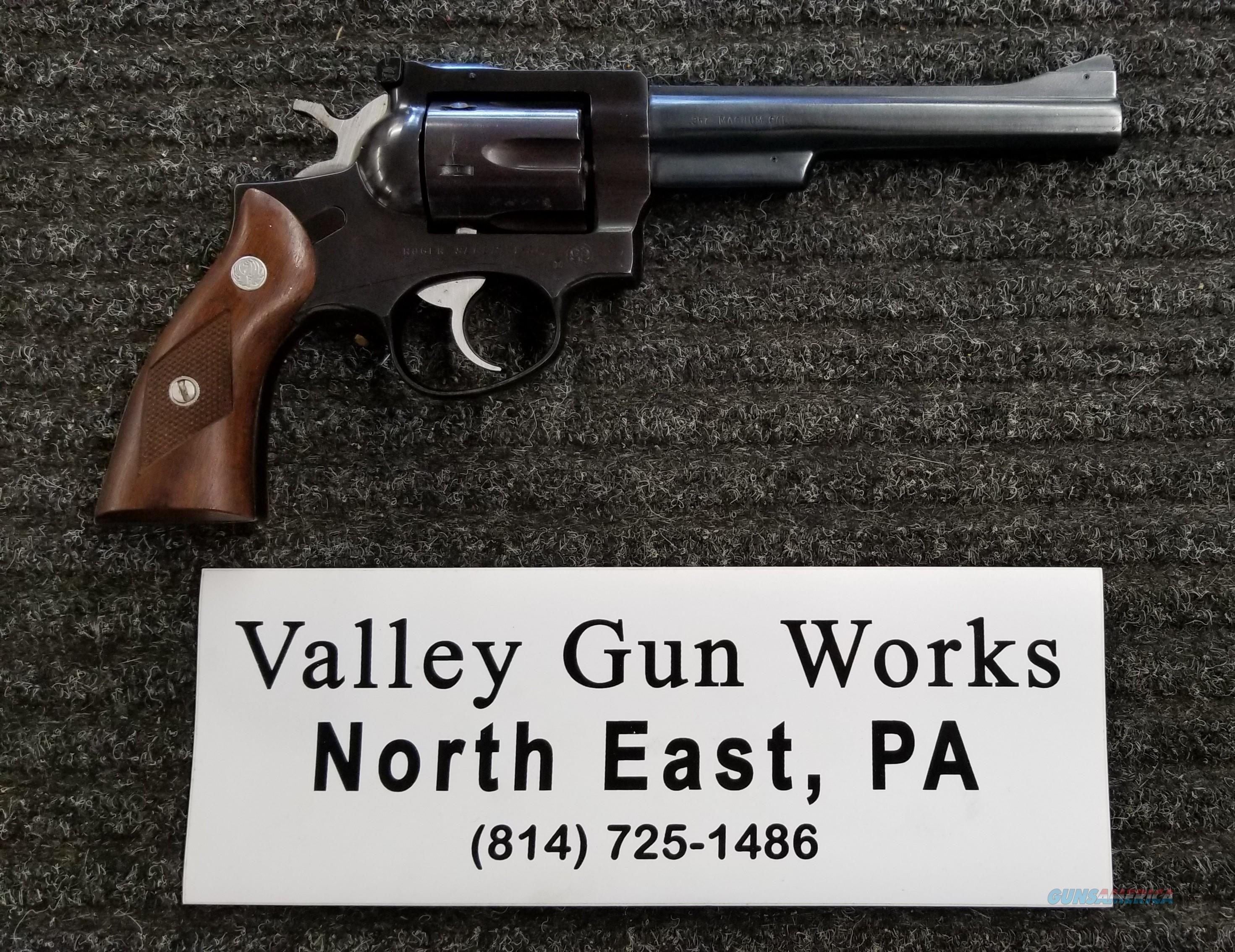 Ruger Security Six  357 Magnum  6 Inch Barrel - Free Shipping  Guns > Pistols > Ruger Double Action Revolver > Security Six Type