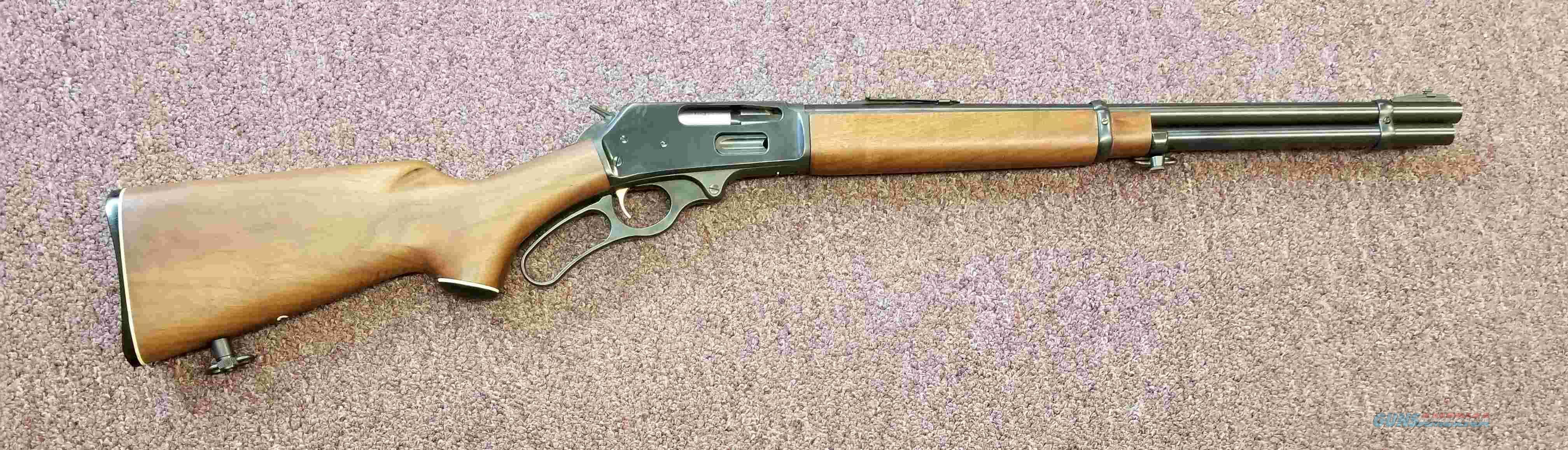 Marlin 336 - Lever Action 30-30 - Marked JM - Free Shipping !!!  Guns > Rifles > Marlin Rifles > Modern > Lever Action