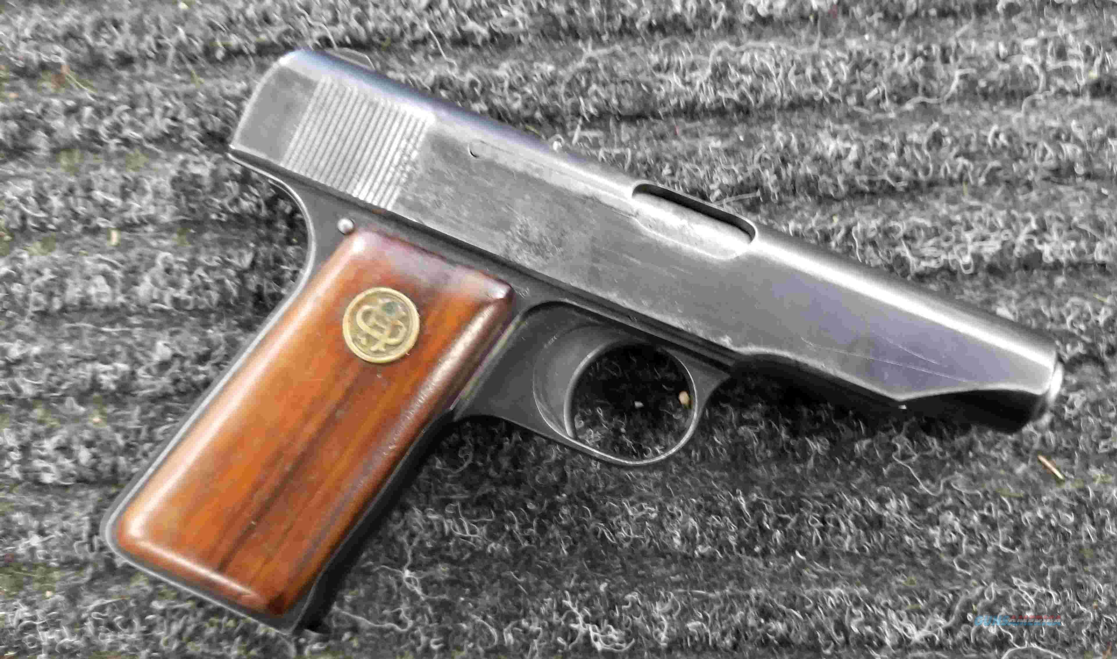 Ortgies 1st Style 2nd Variation 32ACP - Free Shipping !!!   Guns > Pistols > Ortgies Pistols