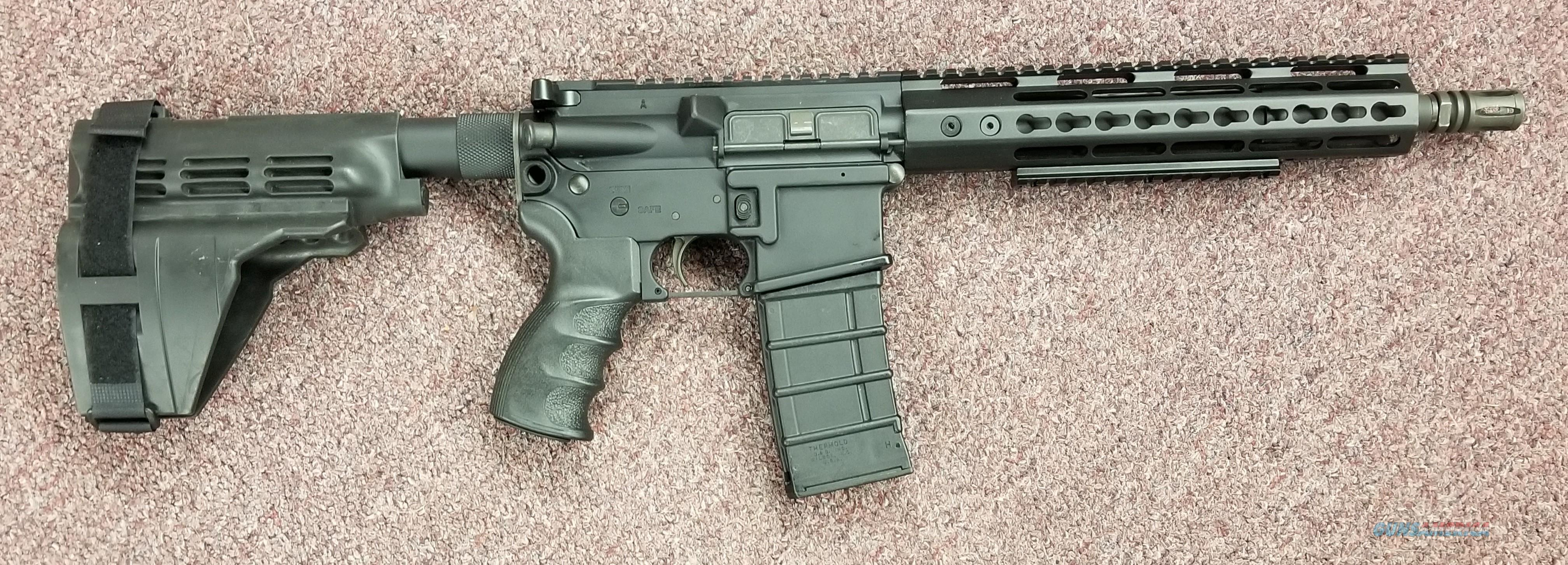 SIG M400  .223 / 5.56  AR15 Pistol With Brace - Free Shipping  Guns > Pistols > Sig - Sauer/Sigarms Pistols > Other
