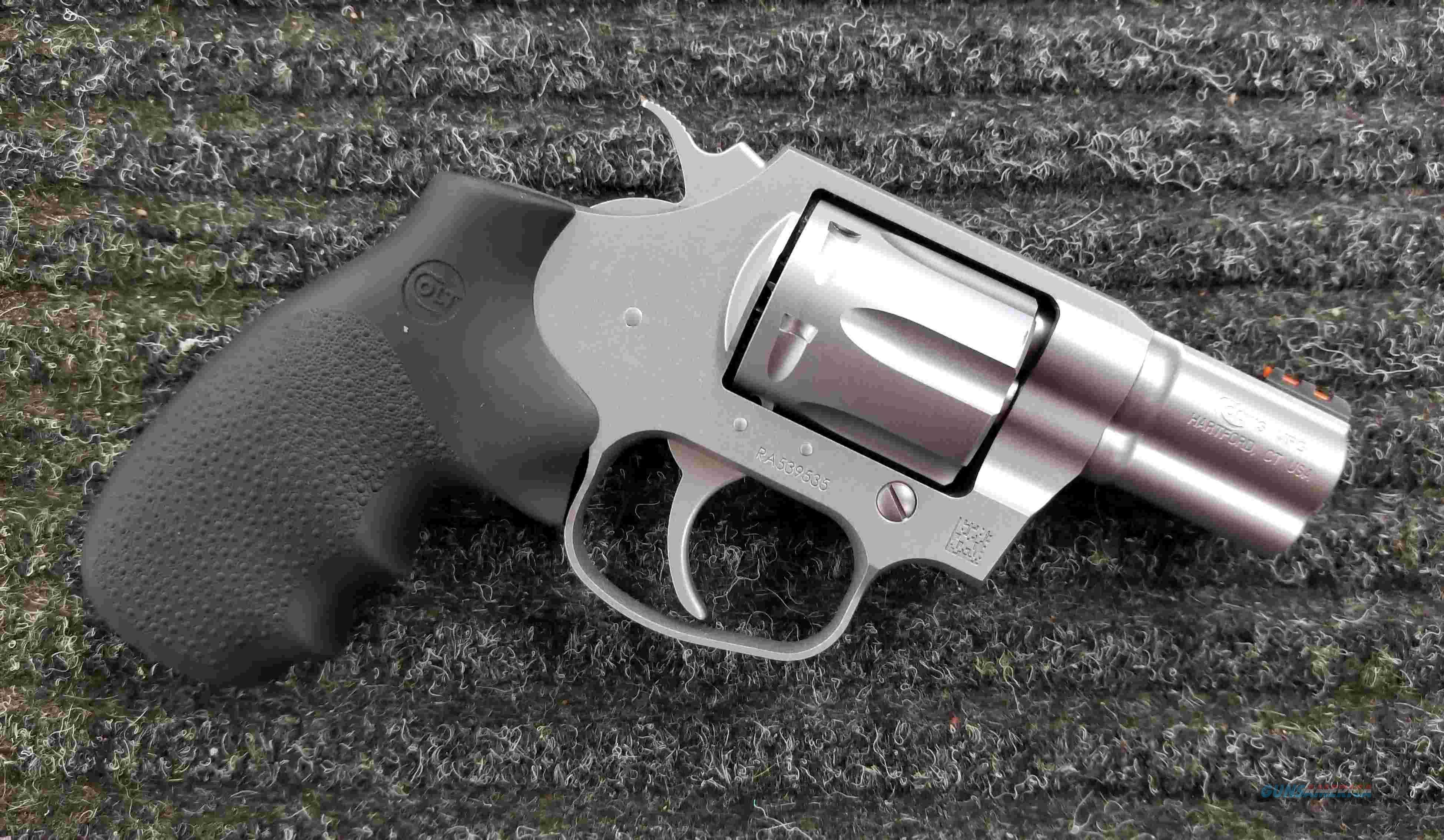 Colt Cobra S.S. 38 Special - FREE SHIPPING  Guns > Pistols > Colt Double Action Revolvers- Modern