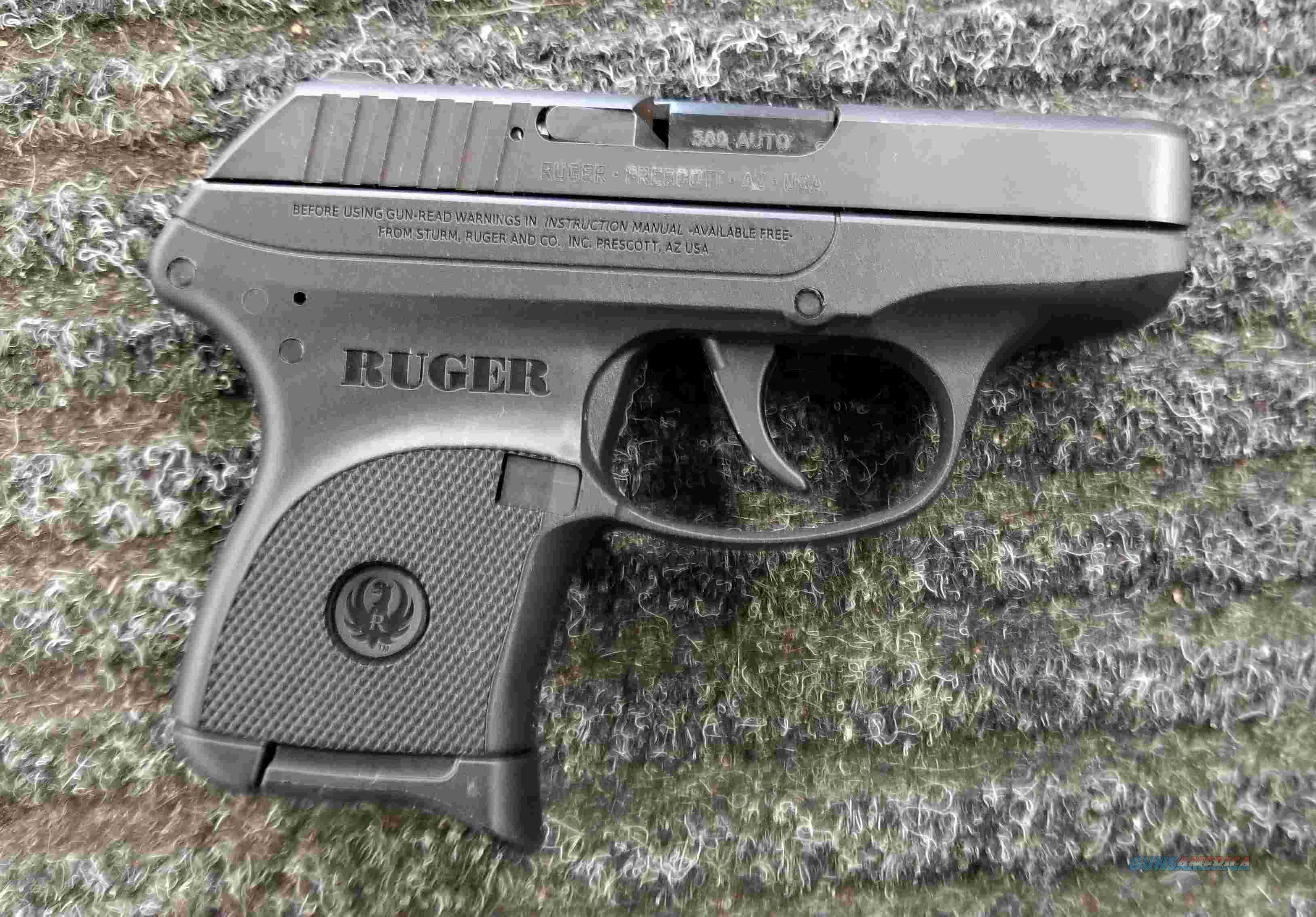 Ruger LCP - 380 ACP - FREE SHIPPING   Guns > Pistols > Ruger Semi-Auto Pistols > LCP