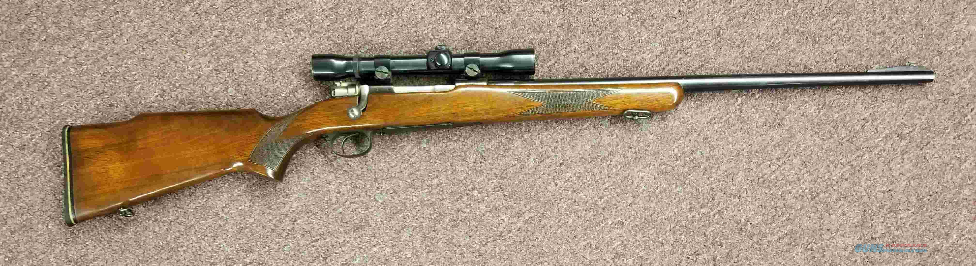 FN Mauser Sporter 270 - Vintage Optics - Free Shipping !!!    Guns > Rifles > FNH - Fabrique Nationale (FN) Rifles > Bolt action > Hunting