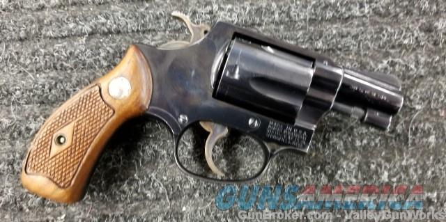 Smith & Wesson Model 36 (no dash) .38 flat latch  Guns > Pistols > Smith & Wesson Revolvers > Small Frame ( J )