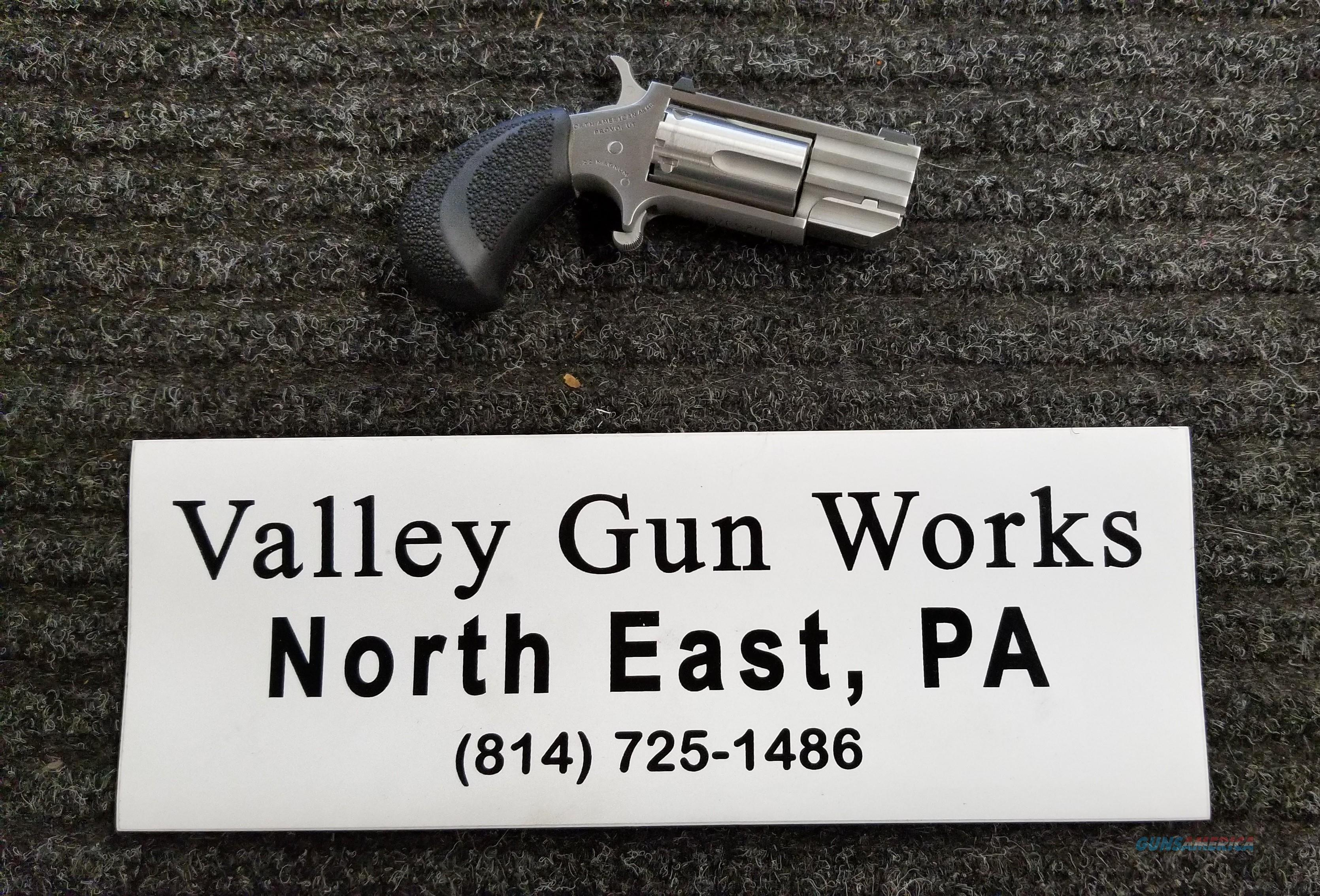 North American Arms - PUG - 22 Magnum - Free Shipping  Guns > Pistols > North American Arms Pistols