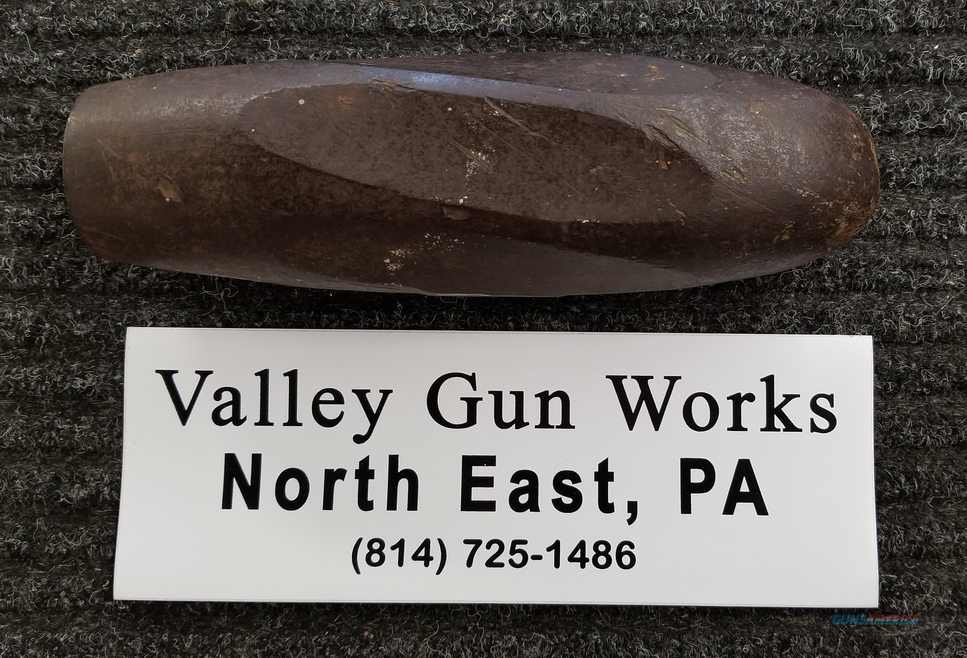 Whitworth Rifled Cannon Projectile - Civil War - Free Shipping  Non-Guns > Ammunition