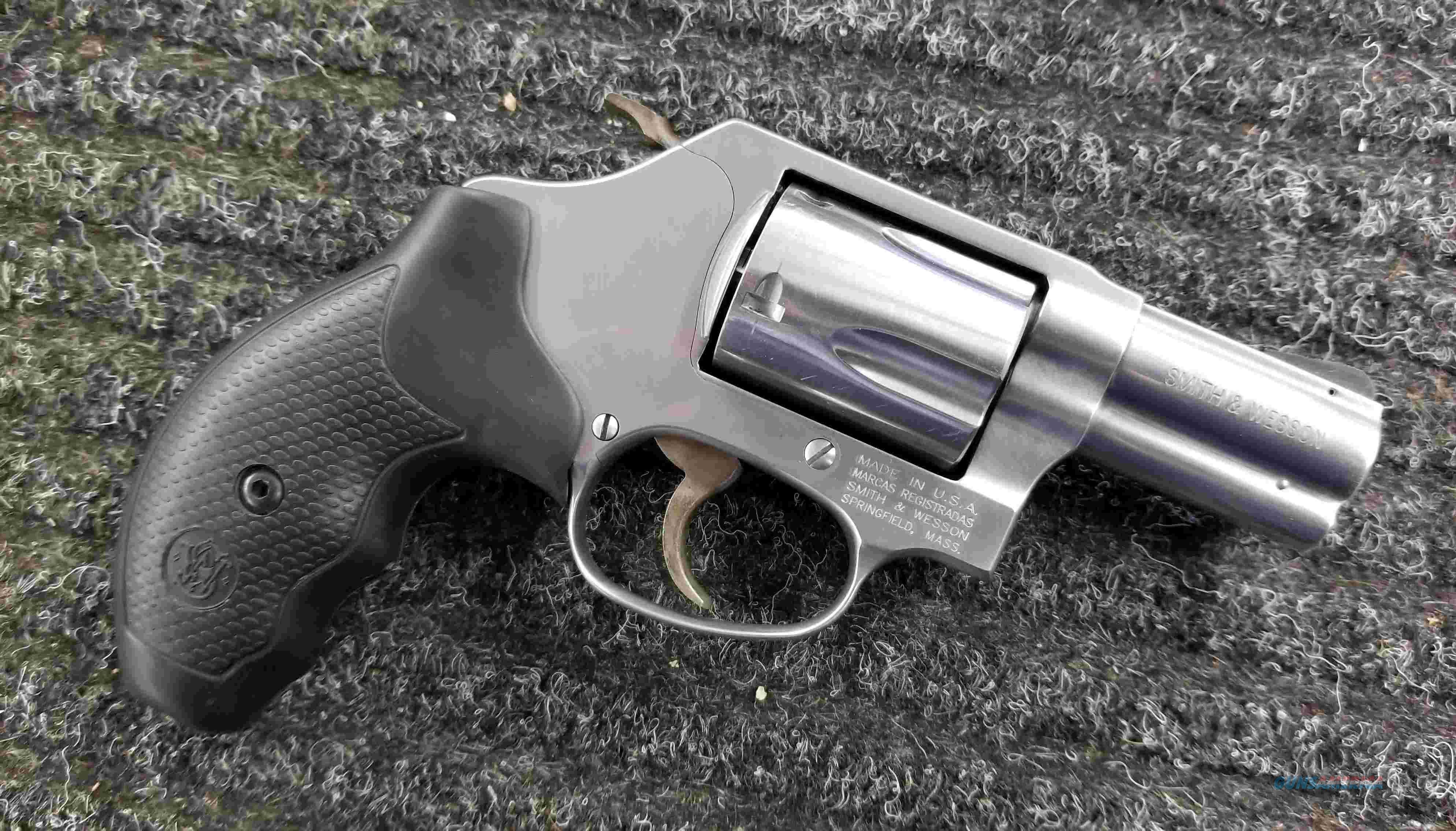Smith & Wesson 60-14  357 Magnum Stainless Revolver - Free Shipping !!  Guns > Pistols > Smith & Wesson Revolvers > Small Frame ( J )