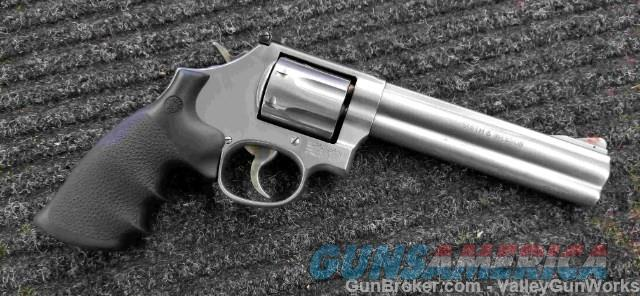 """Smith & Wesson 686-6 - 7rd - 6""""  Guns > Pistols > Smith & Wesson Revolvers > Med. Frame ( K/L )"""