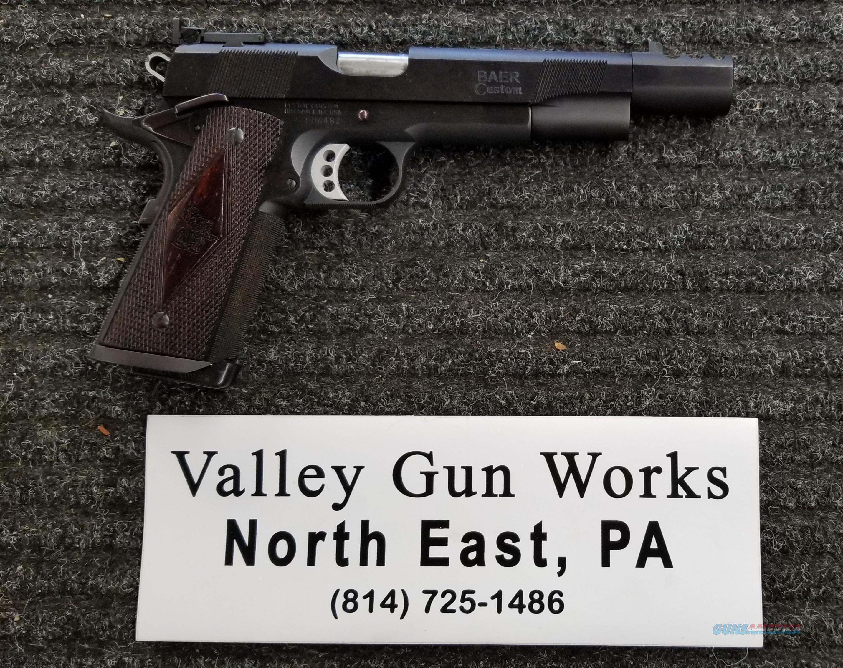 Les Baer Custom - 1911 Comp Gun - 45 ACP - Free Shipping  Guns > Pistols > Les Baer Pistols