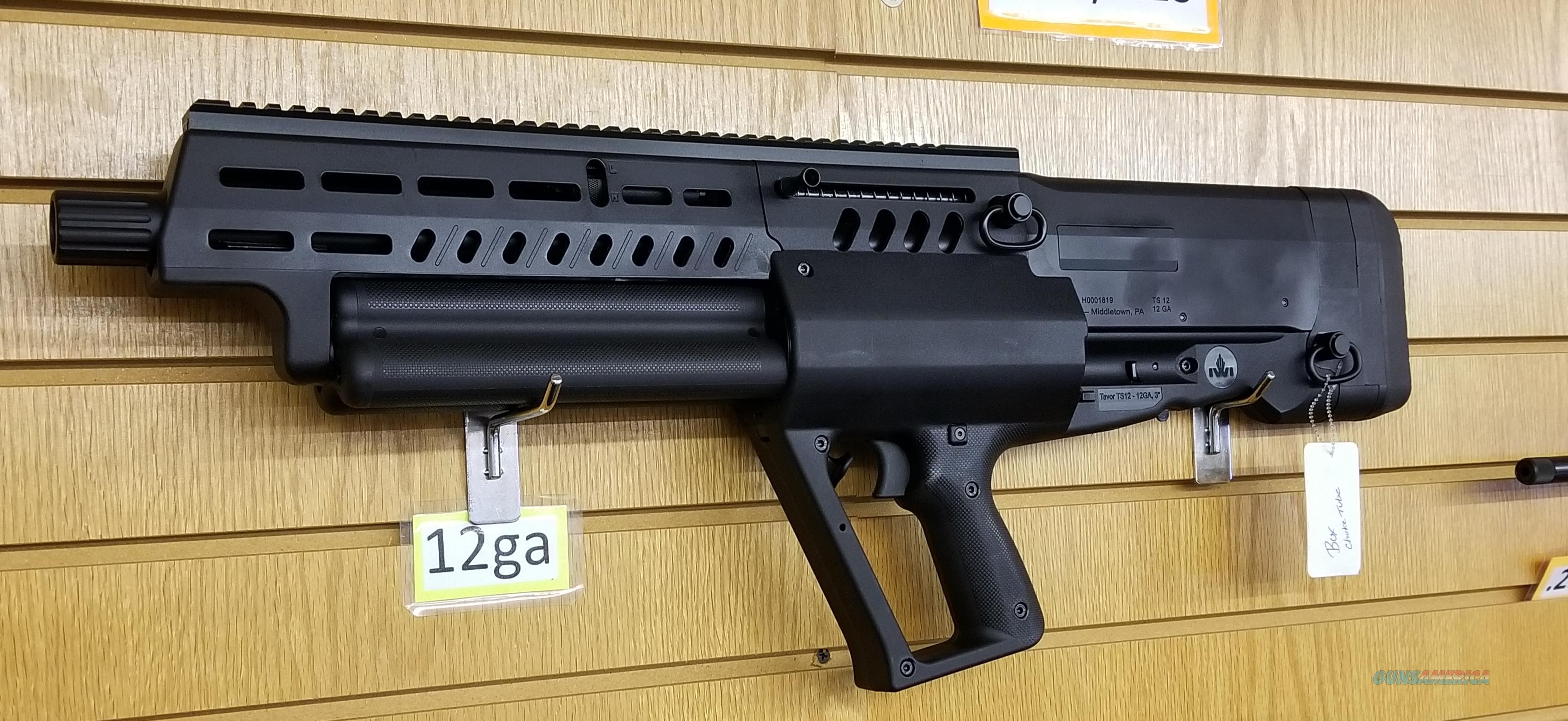 IWI Tavor TS12 Tactical Shotgun - NEW - Free Shipping  Guns > Shotguns > IJ Misc Shotguns