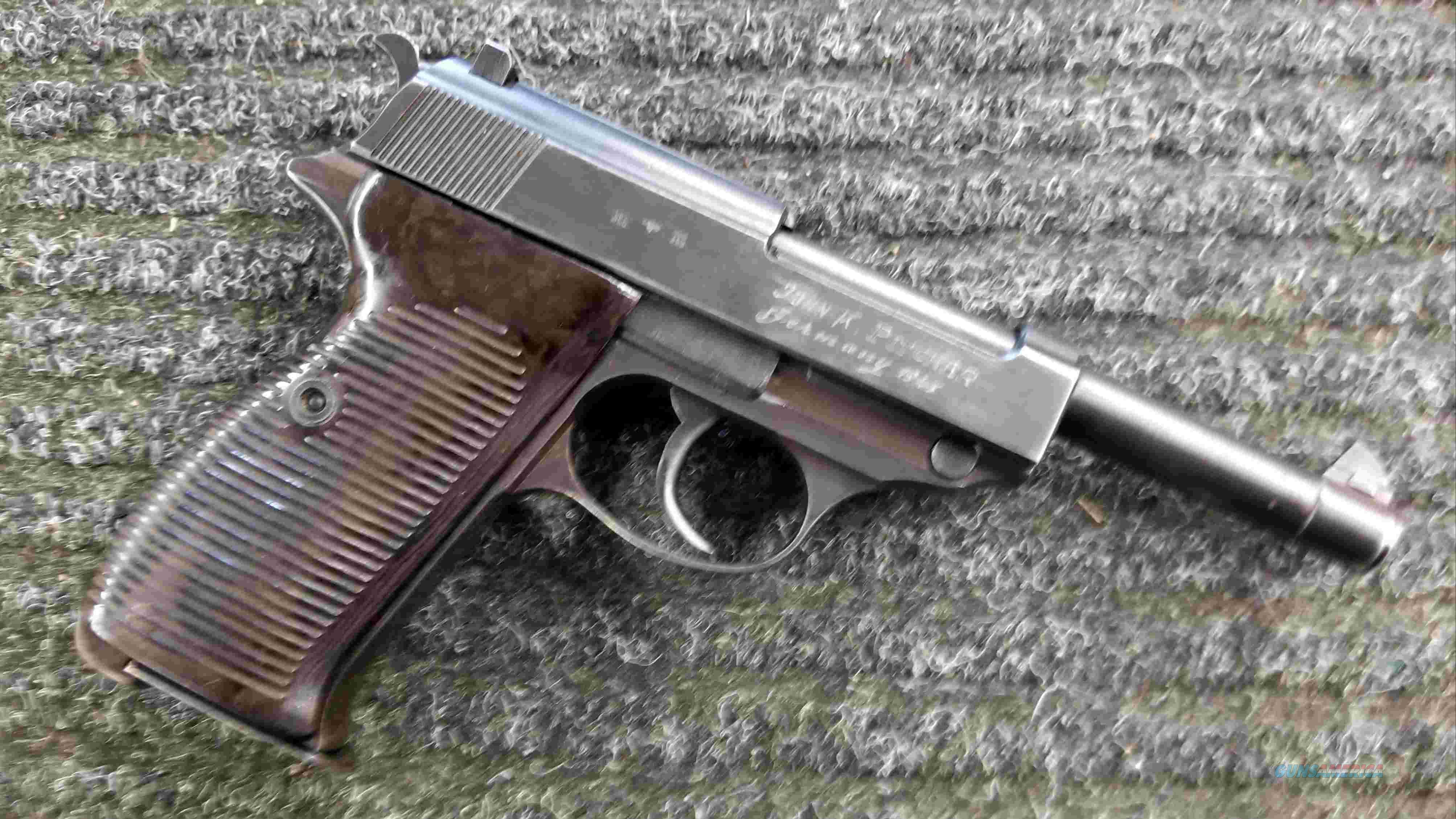 Walther P38 - AC41 - Matching - Free Shipping !!!  Guns > Pistols > Walther Pistols > Pre-1945 > P-38