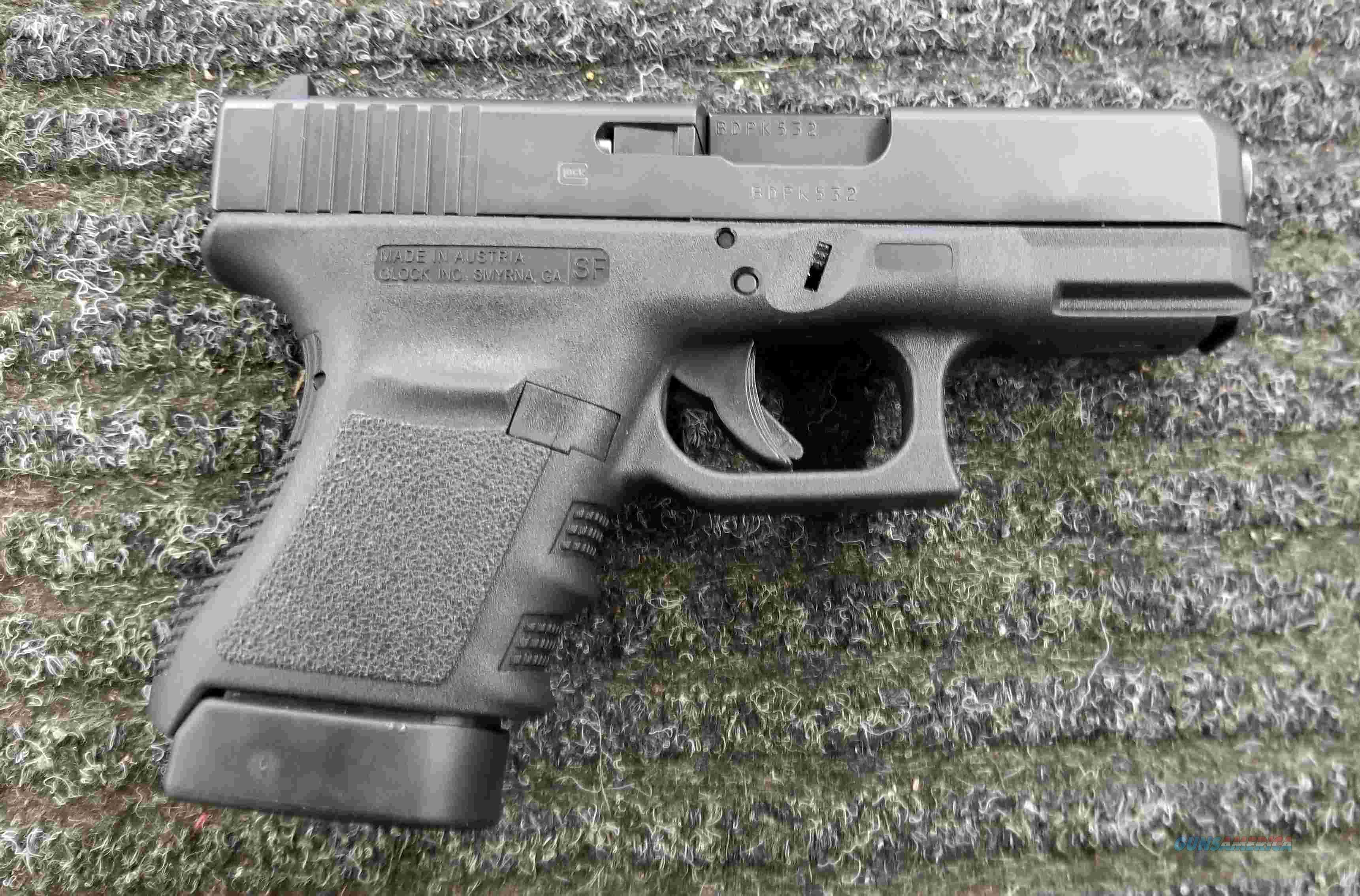 Glock 30S - 45 ACP - Case & 2 Mags - FREE SHIPPING  Guns > Pistols > Glock Pistols > 29/30/36