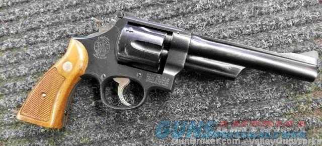 "Smith & Wesson 28-2 357 Highway Patrolman - 6""  Guns > Pistols > Smith & Wesson Revolvers > Full Frame Revolver"