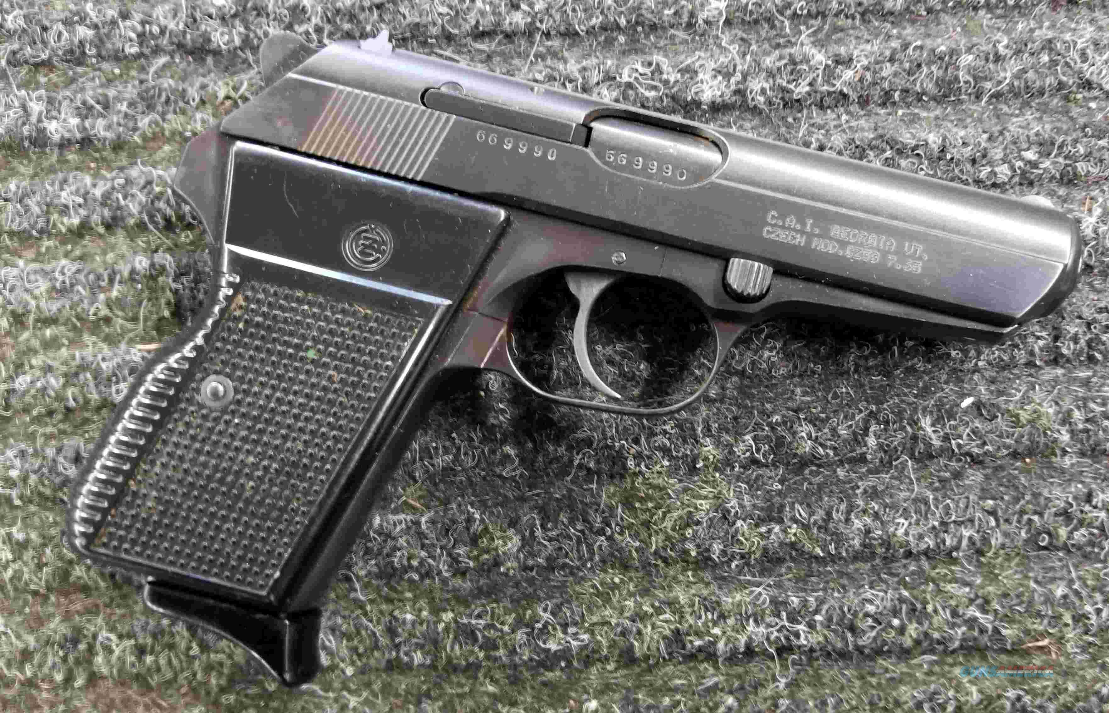 CZ 50 - 32ACP - 3 Mags - Free Shipping !!  Guns > Pistols > CZ Pistols