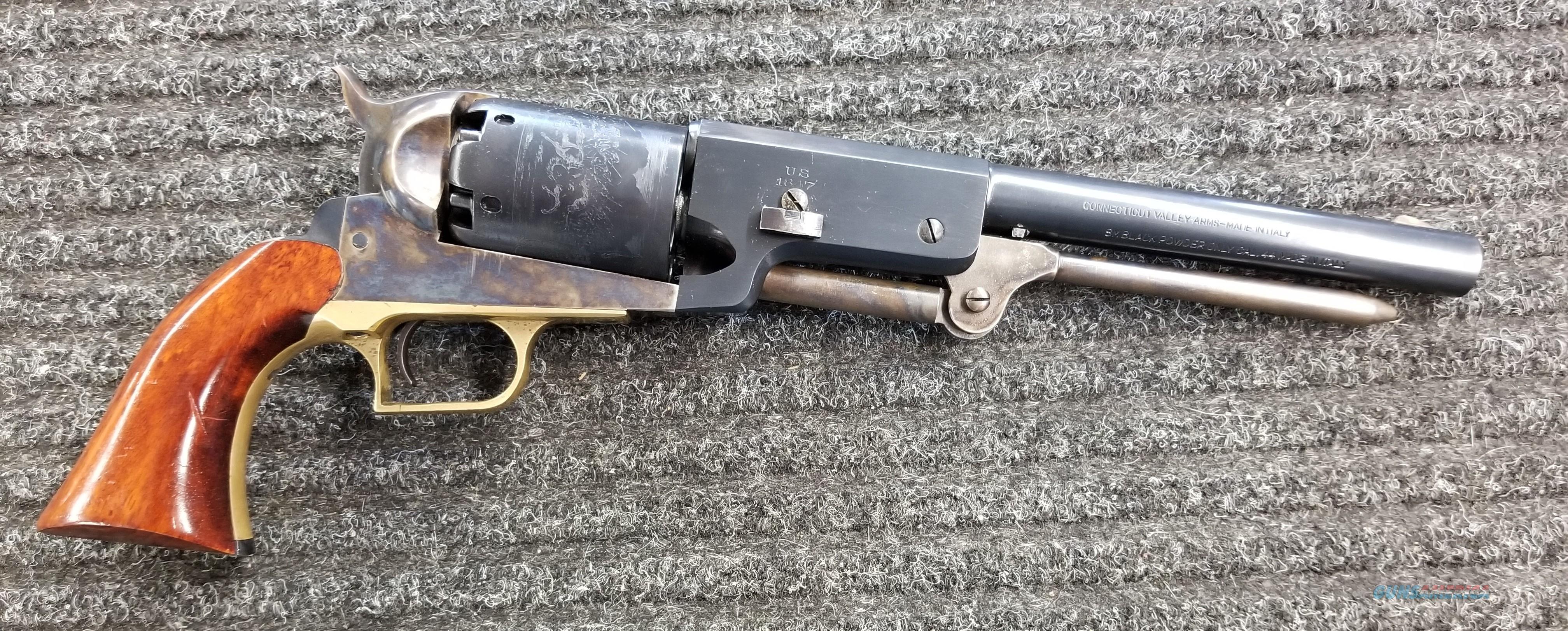 Colt Dragoon .44 Cal. - Beautiful CVA reproduction - Free Shipping  Non-Guns > Black Powder Muzzleloading