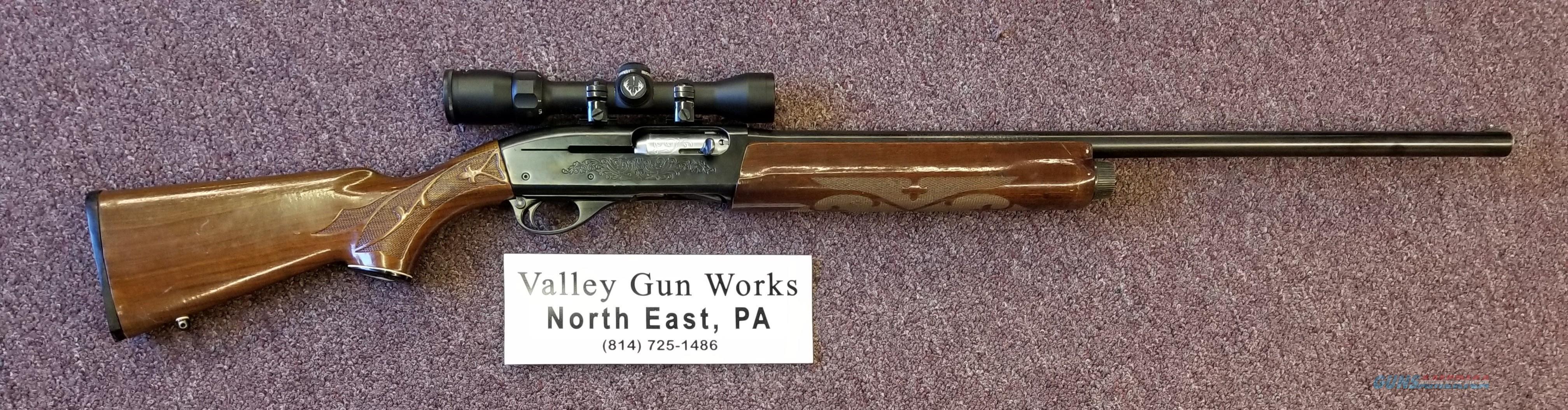 Remington 1100 - 12 Gauge Semi Auto - Slug Gun - Optics - Free Shipping  Guns > Shotguns > Remington Shotguns  > Autoloaders > Hunting