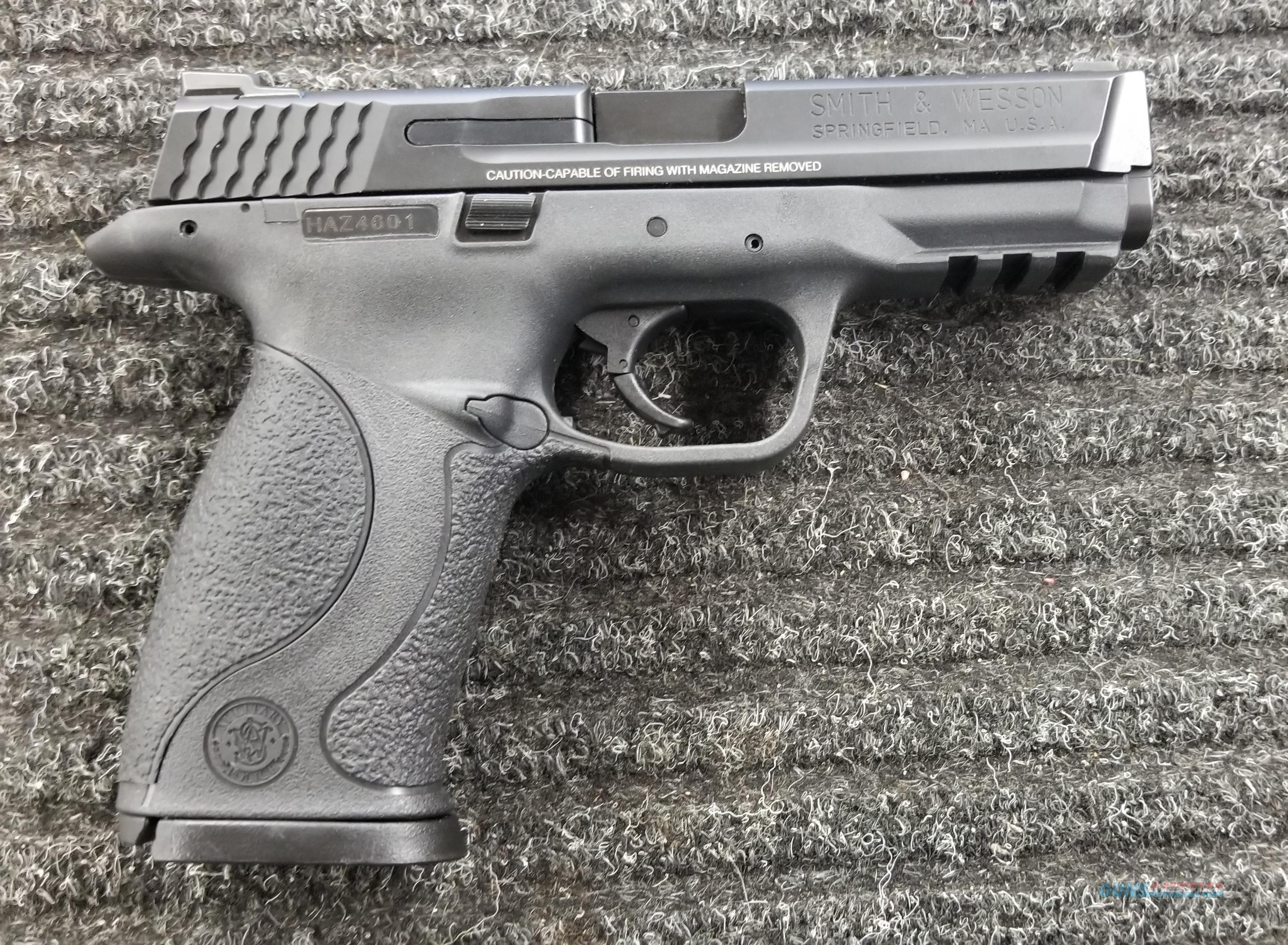 Smith & Wesson M&P Full Size  NIB - Free Shipping  Guns > Pistols > Smith & Wesson Pistols - Autos > Polymer Frame