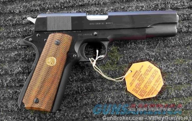 Colt 1911 MKIV Series 80 45ACP  Guns > Pistols > Colt Automatic Pistols (1911 & Var)