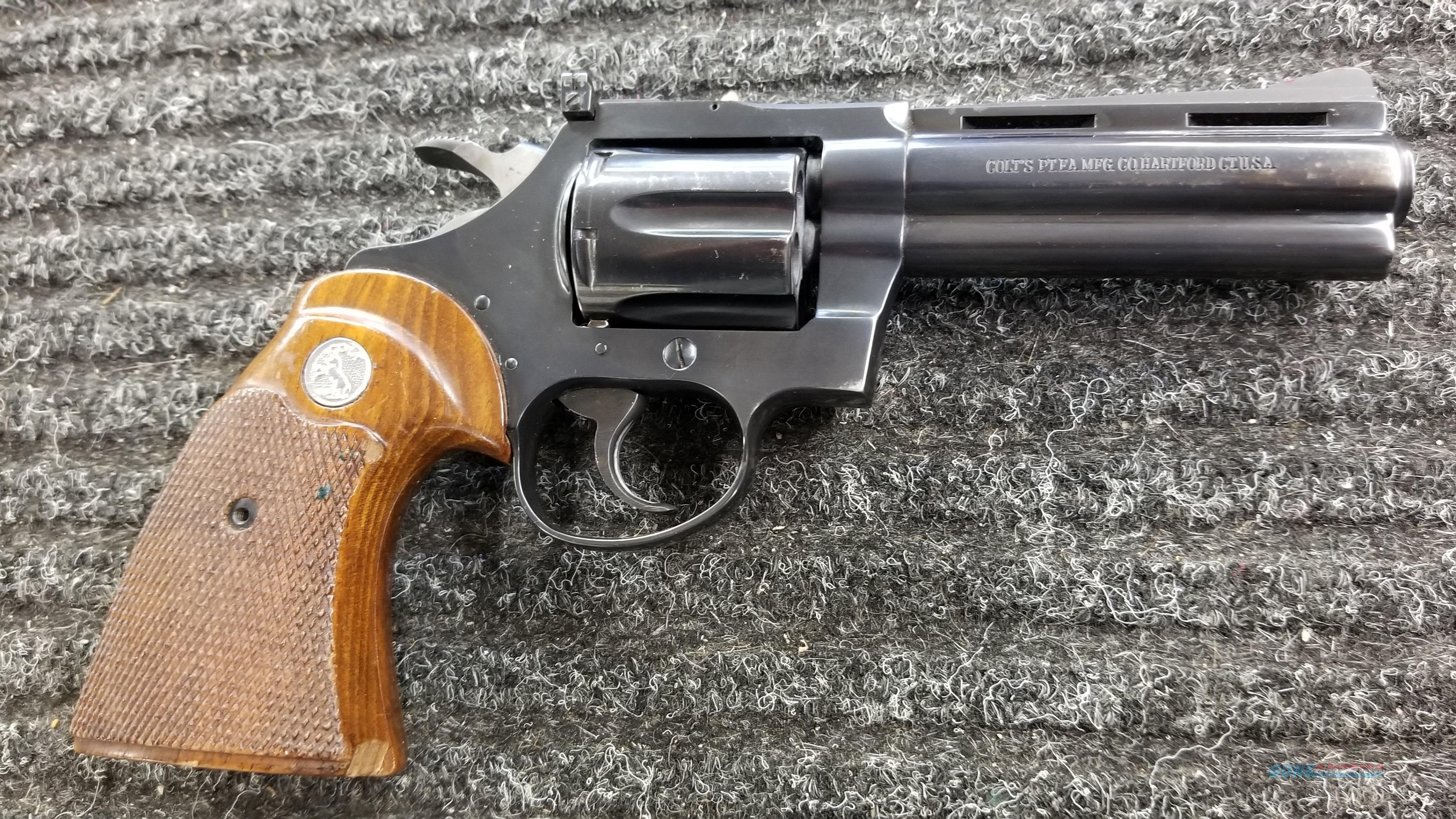 Colt Diamondback 38 Special - Free Shipping   Guns > Pistols > Colt Double Action Revolvers- Modern