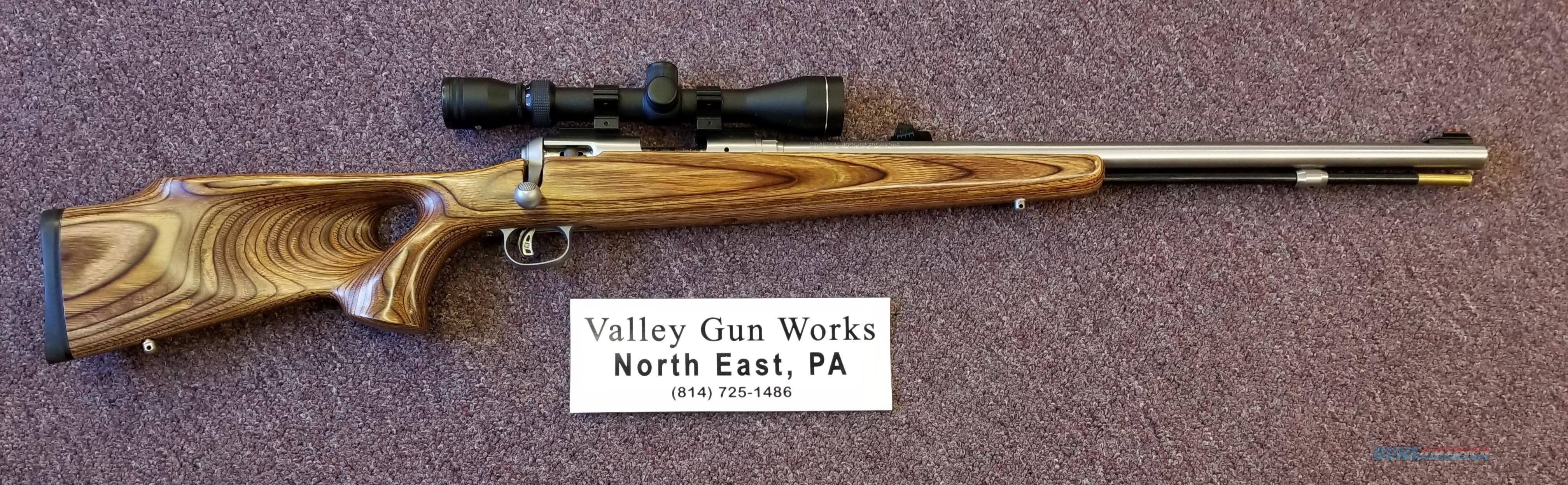Savage 10MLII - 50 caliber - Muzzle Loader - Optics - Stainless - Free Shipping  Non-Guns > Black Powder Muzzleloading