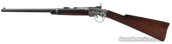 CIVIL WAR ERA SMITH'S CAVALRY CARBINE IN .50 CALIBER. AMERICAN MACHINE WORKS FIRST YEAR PRODUCTION MORE THAN 150 YEARS AGO! AMAZING CONDITION! MUSEUM PIECE!  Guns > Rifles > Antique (Pre-1899) Rifles - Perc. Misc.