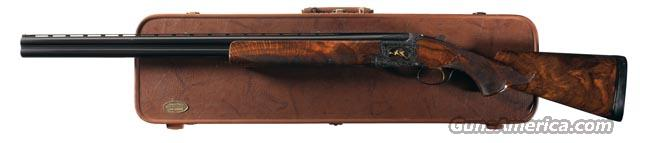 BELGIAN BROWNING MIDAS GRADE 12 GAUGE FROM 1966  Guns > Shotguns > Browning Shotguns > Over Unders > Belgian Manufacture