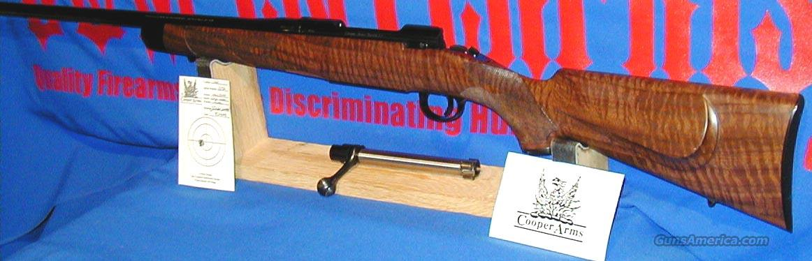 COOPER M52 CUSTOM CLASSIC WITH OPTIONS IN .280 REM. #6732  Guns > Rifles > Cooper Arms Rifles