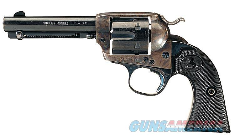 1ST GENERATION COLT SAA BISLEY IN .32 WCF WITH FACTORY LETTER. EXCEPTIONAL CONDITION FOR 109 YEAR OLD REVOLVER!!  Guns > Pistols > Colt Single Action Revolvers - 1st Gen.
