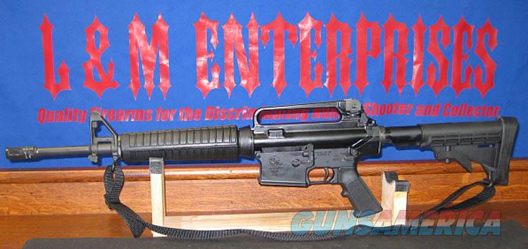 ARMALITE AR10 A2 CARBINE IN 7.62MM WITH 16 INCH BARREL & COLLAPSIBLE STOCK.  Guns > Rifles > Armalite Rifles > Complete Rifles