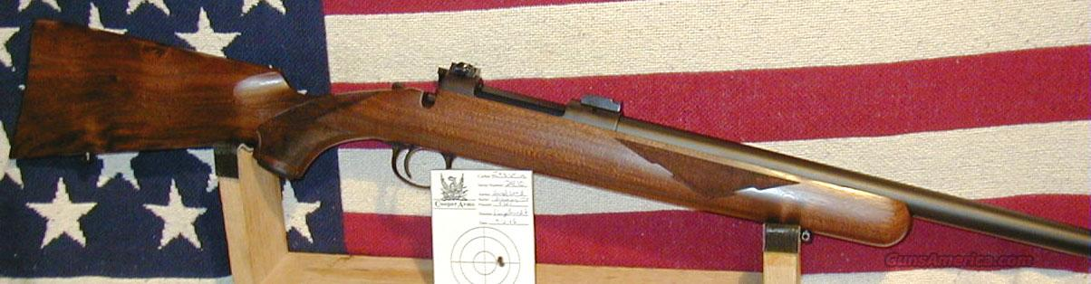 COOPER M22 CLASSIC SPORTER IN .243 WIN  SN 2810  Guns > Rifles > Cooper Arms Rifles