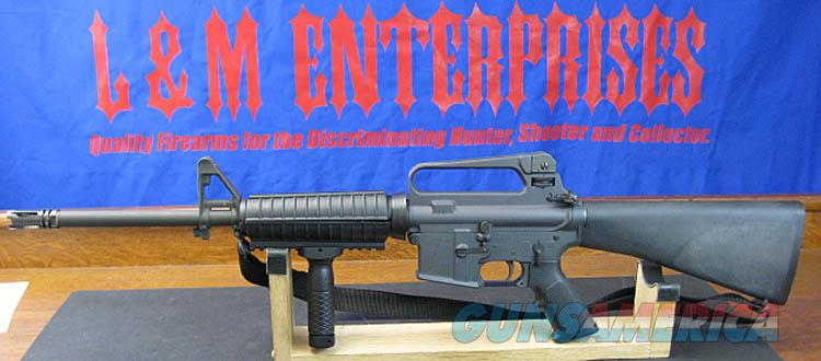 COLT R6500 AR15A2 SPORTER II WITH 20 INCH & 16 INCH BARREL UPPERS  Guns > Rifles > Colt Military/Tactical Rifles