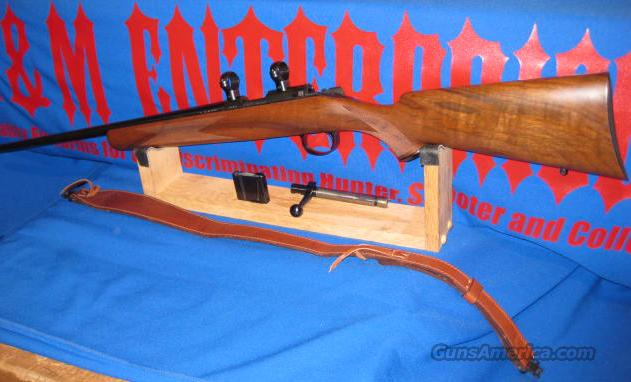 RARE KIMBER OF OREGON M82 IN .17 K-HORNET WITH ACCESSORIES !!  Guns > Rifles > Kimber of Oregon Rifles