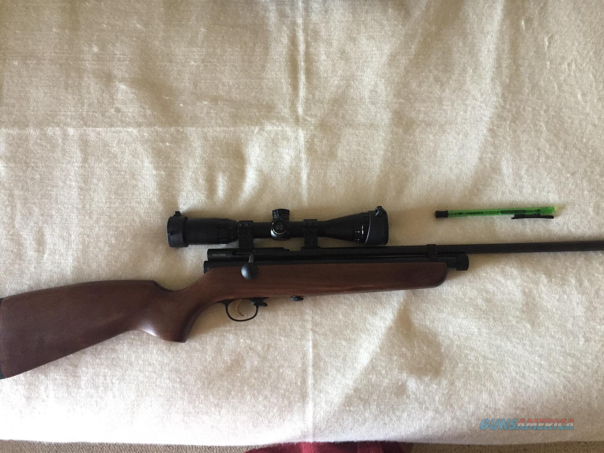 Beeman QB78 Deluxe .22cal CO2 Pellet Rifle w/ Leapers UTG 3-9x32AO scope  Non-Guns > Air Rifles - Pistols > CO2 Rifle