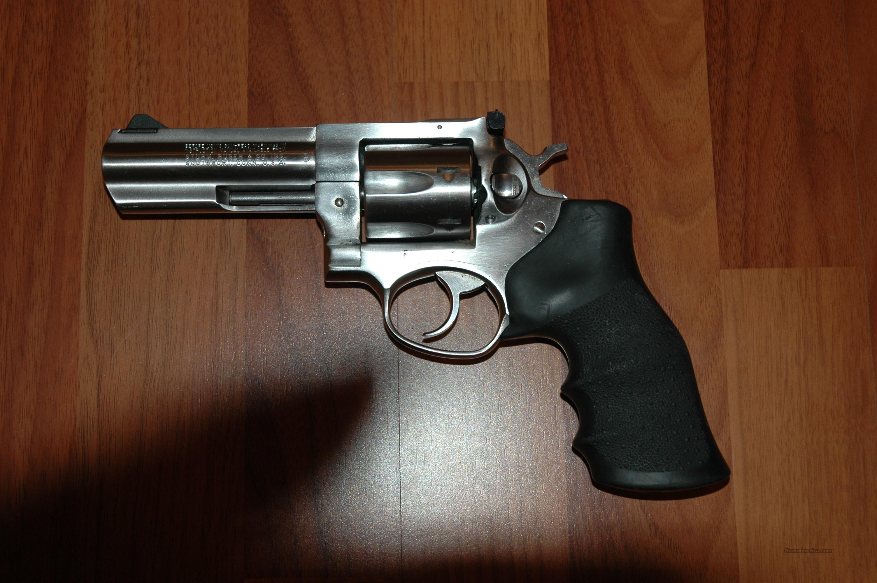 Ruger GP100 .357 Mag  Guns > Pistols > Ruger Double Action Revolver > Security Six Type