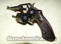 SMITH & WESSON .32-.20 REVOLVER  Guns > Pistols > Smith & Wesson Revolvers > Pre-1945