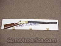 "Uberti 1860 Henry 45 LC Rifle 24"" NEW 45 Long Colt  Guns > Rifles > Henry Rifles - Replica"