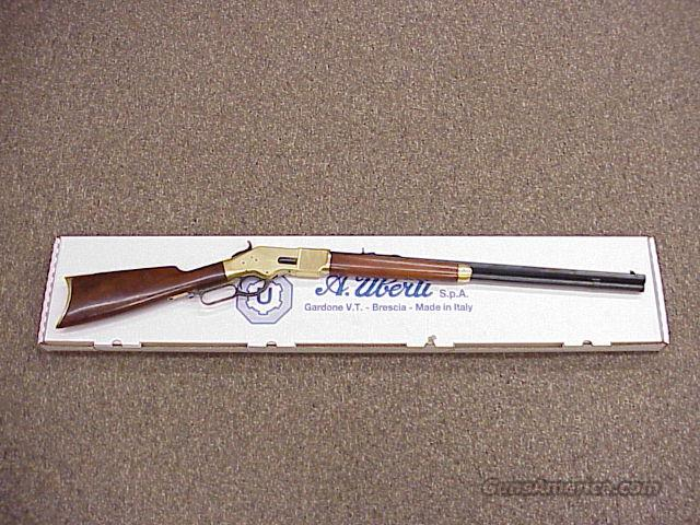 "Uberti 1866 Rifle. 24"" 45 LC. New in Box.   Guns > Rifles > Winchester Replica Rifle Misc."