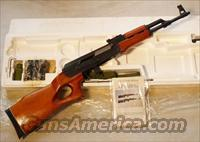 NORINCO MAK-90 SEMI-AUTO RIFLE.  Guns > Rifles > AK-47 Rifles (and copies) > Full Stock